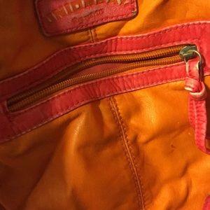 UNIONBAY Bags - Union Bay Orange and Pink Crossbody